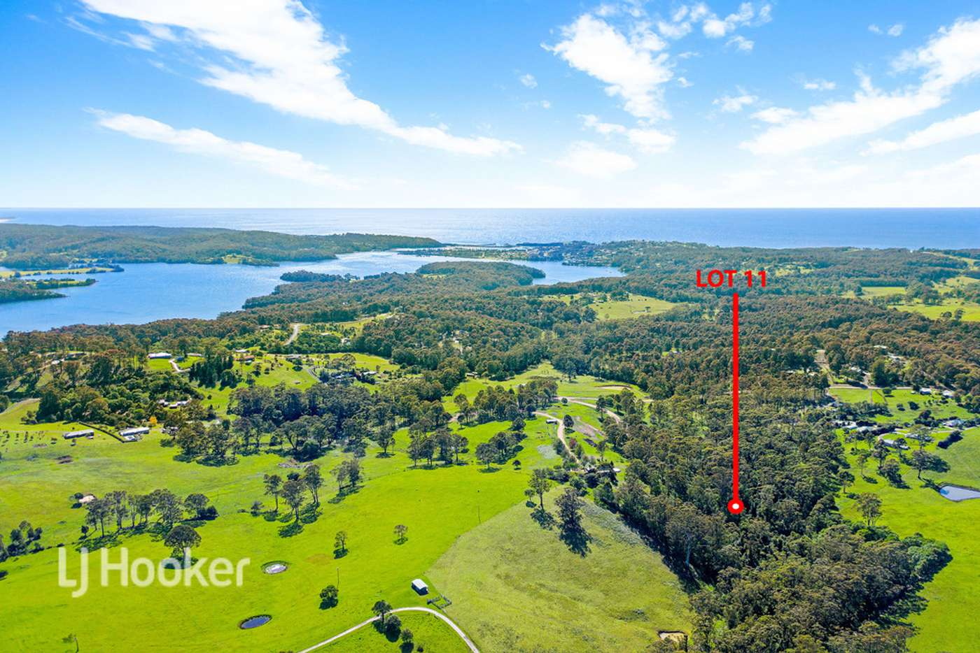 Sixth view of Homely residentialLand listing, Lot 11 / 82 Wagonga Scenic Drive, Narooma NSW 2546
