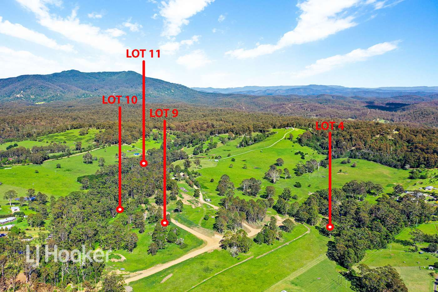 Seventh view of Homely residentialLand listing, Lot 11 / 82 Wagonga Scenic Drive, Narooma NSW 2546