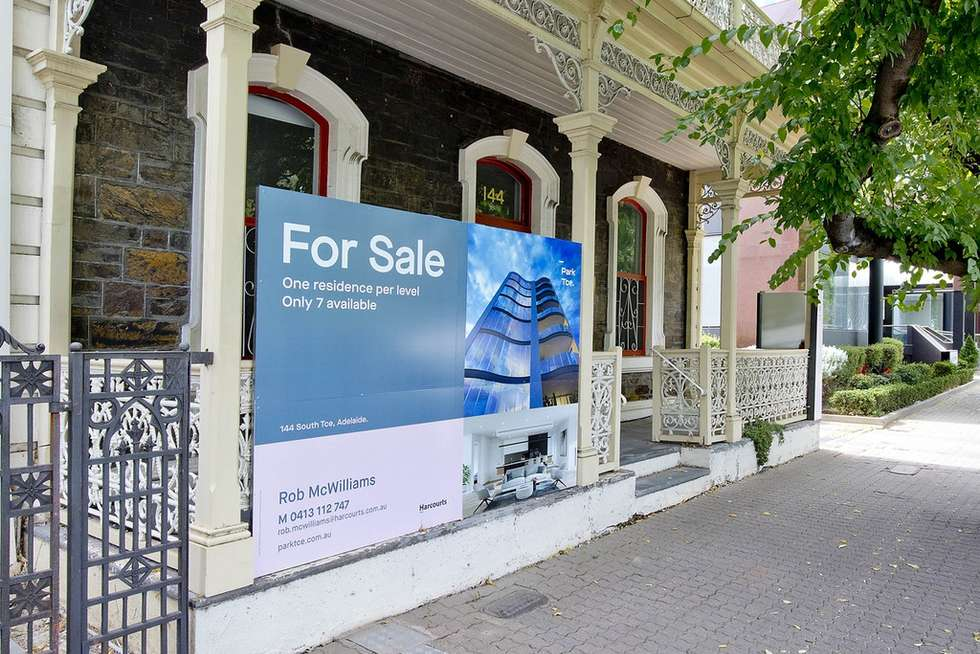 Second view of Homely house listing, 1 144 South Terrace, Adelaide SA 5000