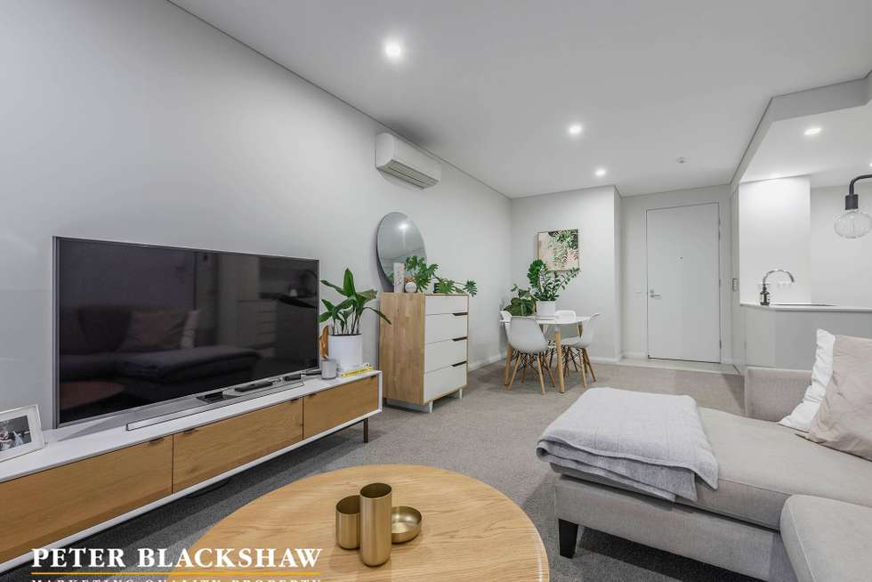 Third view of Homely unit listing, 23/30 Blackall Street, Barton ACT 2600