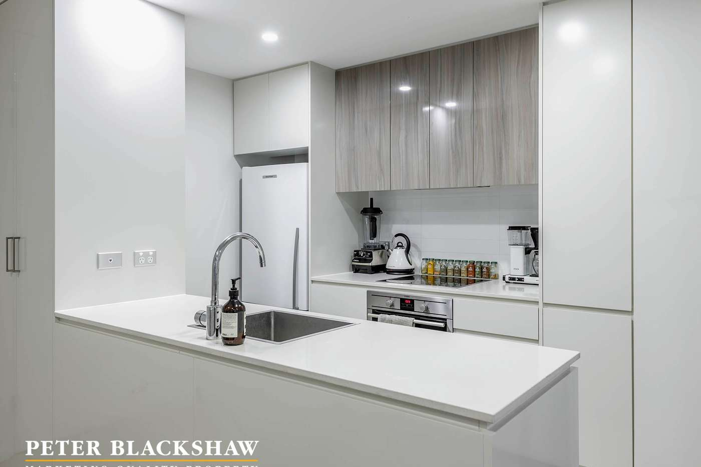 Sixth view of Homely unit listing, 23/30 Blackall Street, Barton ACT 2600