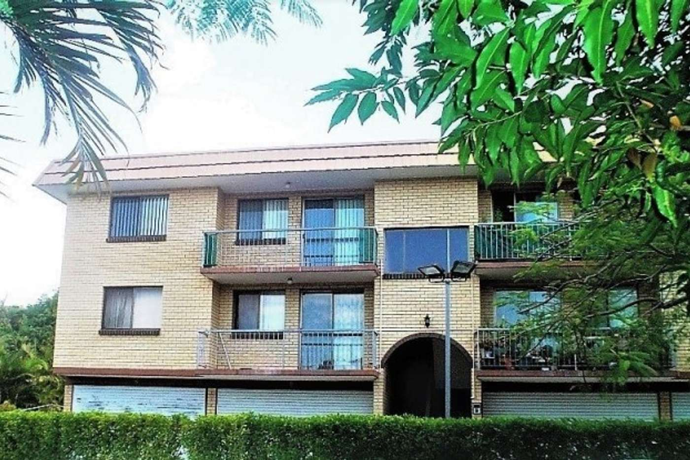 Main view of Homely unit listing, 4/17 Sydney Street, New Farm QLD 4005