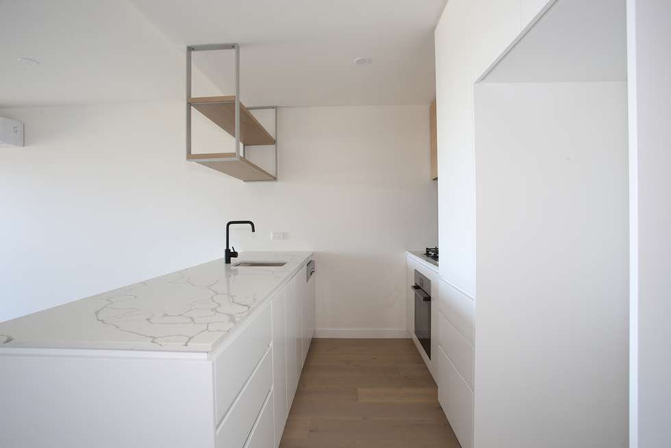 Third view of Homely apartment listing, 507/5 Olive York Way, Brunswick West VIC 3055