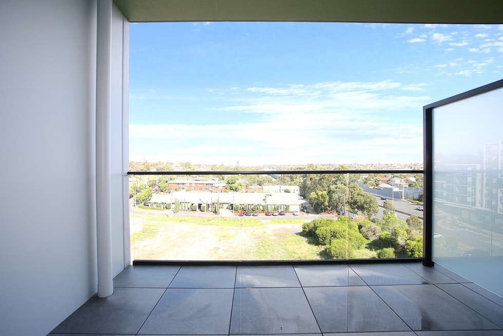 Fourth view of Homely apartment listing, 507/5 Olive York Way, Brunswick West VIC 3055