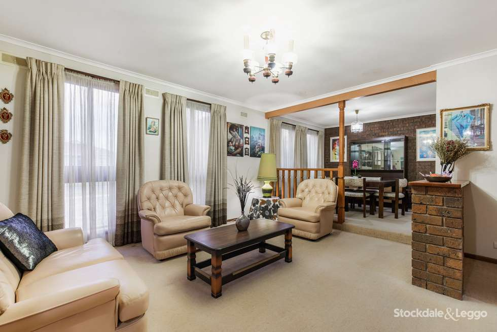Second view of Homely house listing, 8 Bellevue Drive, Keilor Downs VIC 3038