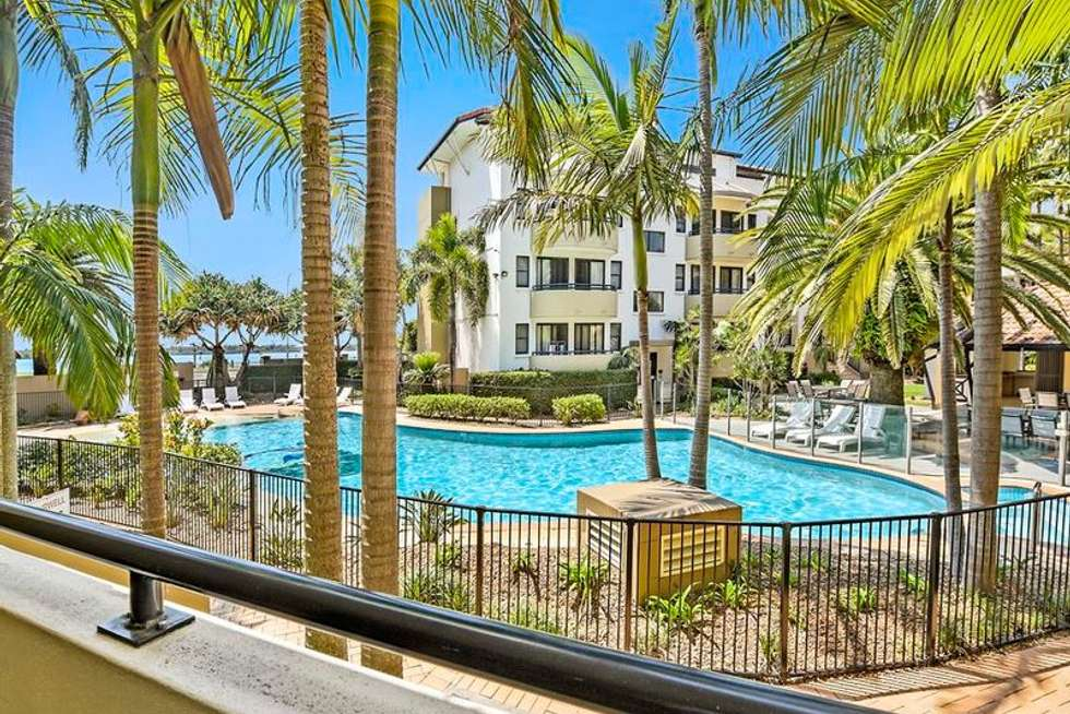 Second view of Homely unit listing, 107/392 Marine Parade, Labrador QLD 4215