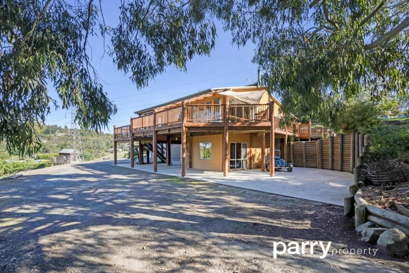 Main view of Homely house listing, 45 New Ecclestone Road, Riverside TAS 7250