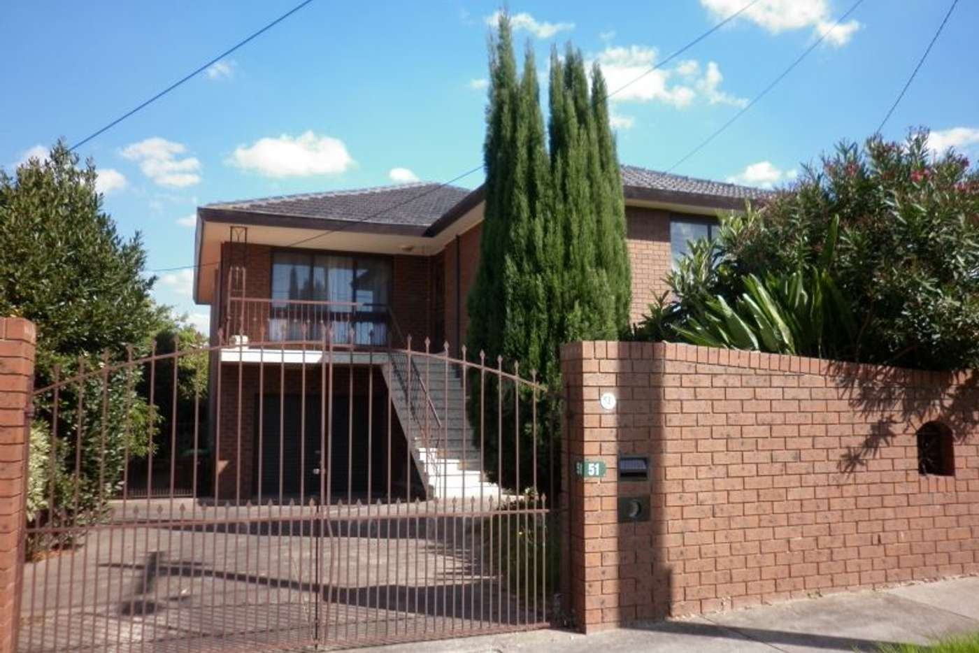 Main view of Homely house listing, 51 Churchill Avenue, Reservoir VIC 3073