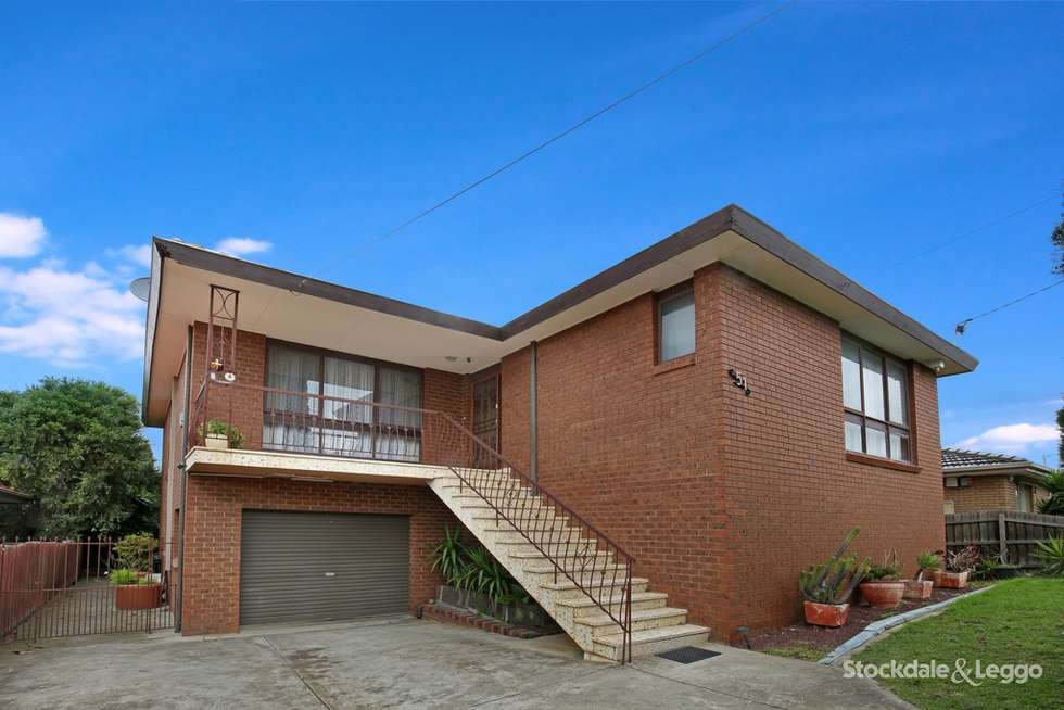 Second view of Homely house listing, 51 Churchill Avenue, Reservoir VIC 3073