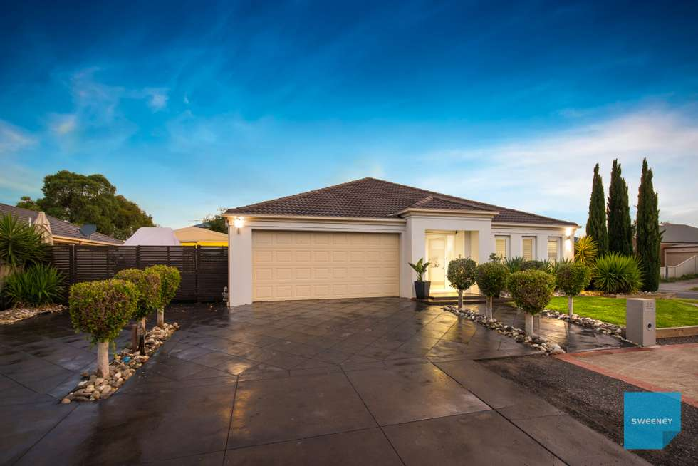 Second view of Homely house listing, 22 Netherton Place, Caroline Springs VIC 3023