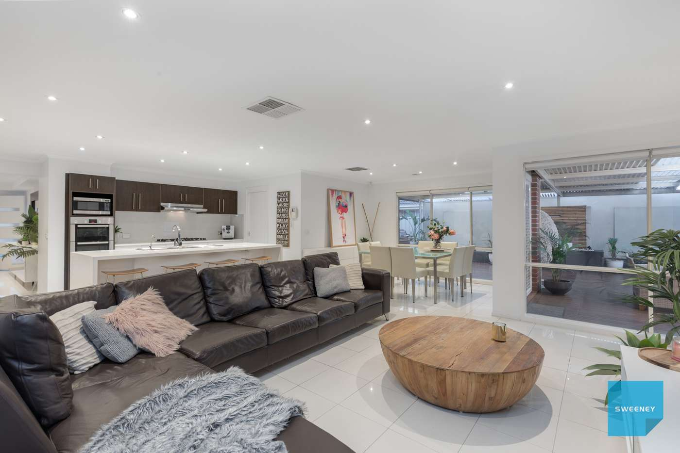 Seventh view of Homely house listing, 22 Netherton Place, Caroline Springs VIC 3023