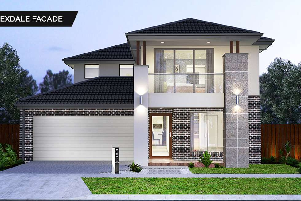 Second view of Homely house listing, LOT 193 Altezze Drive (Grandview Estate), Truganina VIC 3029