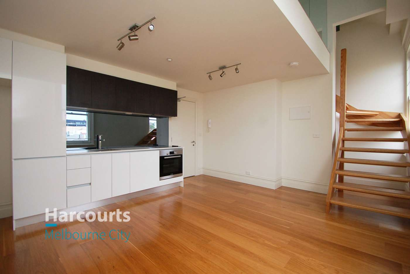 Main view of Homely apartment listing, 202/5 Stawell Street, West Melbourne VIC 3003