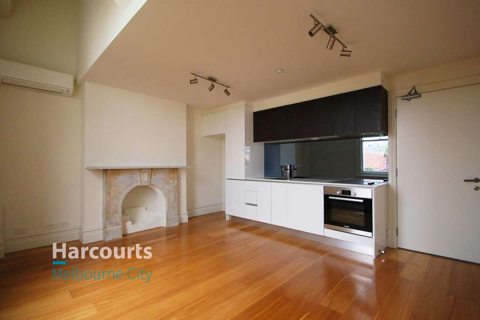 Fourth view of Homely apartment listing, 202/5 Stawell Street, West Melbourne VIC 3003