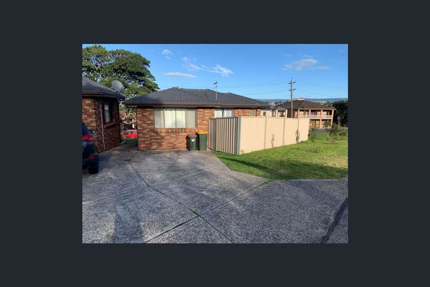 Main view of Homely semiDetached listing, 2/4 Forster Street, Port Kembla NSW 2505