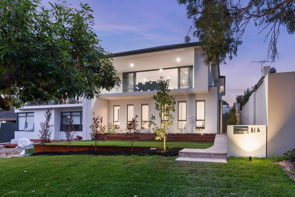 Third view of Homely house listing, 51A Jameson Street, Mosman Park WA 6012