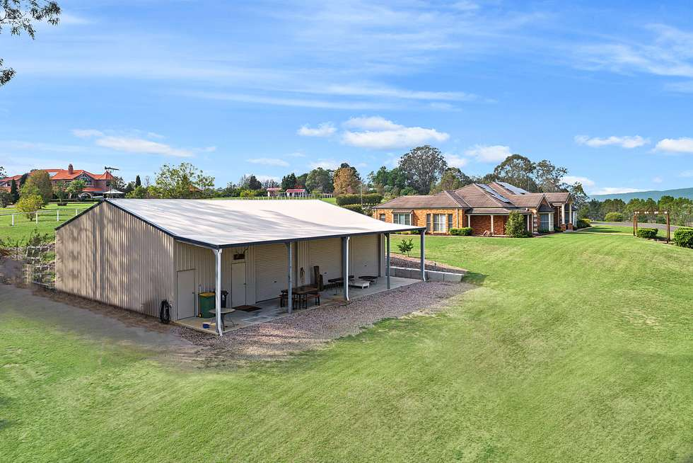 Second view of Homely acreageSemiRural listing, 236 East Wilchard Road, Castlereagh NSW 2749