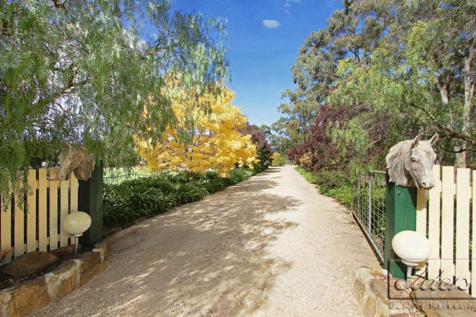 Second view of Homely acreageSemiRural listing, 54 Pearces Road, Mandurang VIC 3551