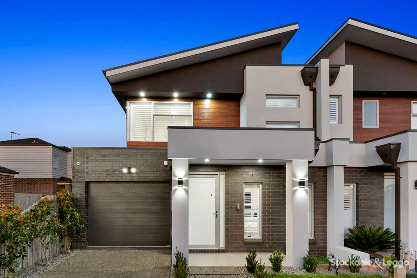 Main view of Homely townhouse listing, 1/62 Cornwall Road, Pascoe Vale VIC 3044