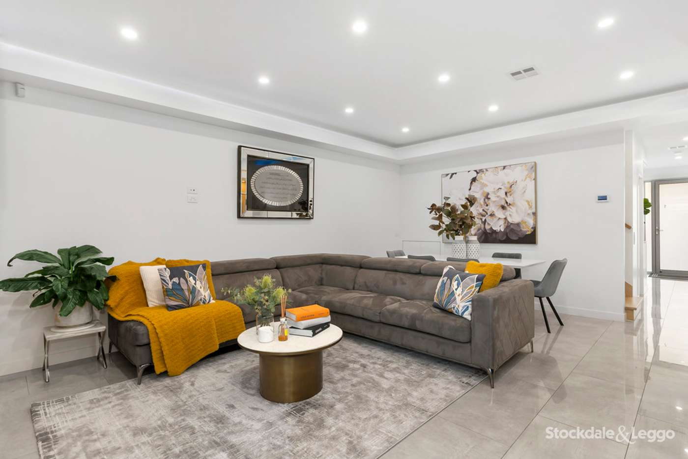 Fifth view of Homely townhouse listing, 1/62 Cornwall Road, Pascoe Vale VIC 3044