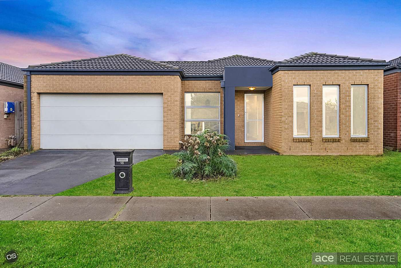 Main view of Homely house listing, 16 Brimstone Drive, Tarneit VIC 3029