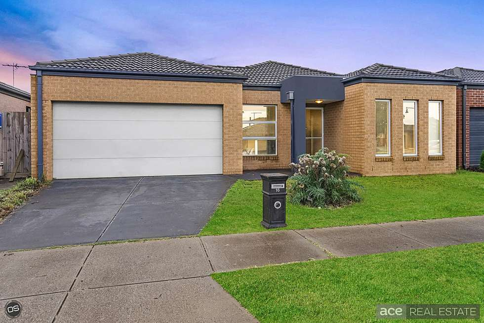 Second view of Homely house listing, 16 Brimstone Drive, Tarneit VIC 3029