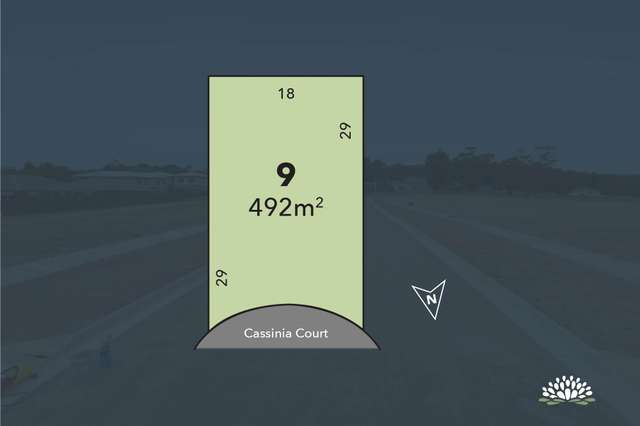 Lot 9 Cassinia Court, Canadian VIC 3350