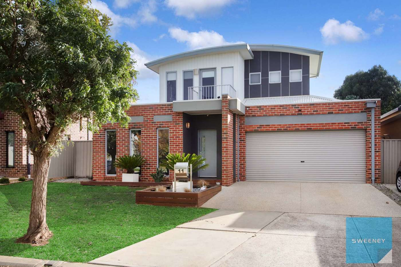 Main view of Homely house listing, 11 Braeside Walk, Caroline Springs VIC 3023