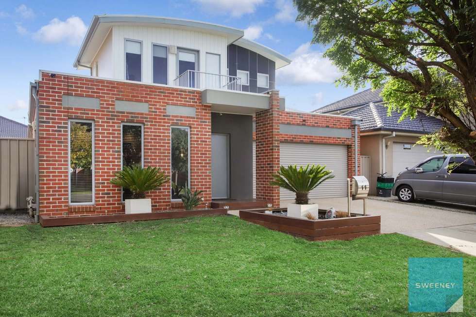 Second view of Homely house listing, 11 Braeside Walk, Caroline Springs VIC 3023