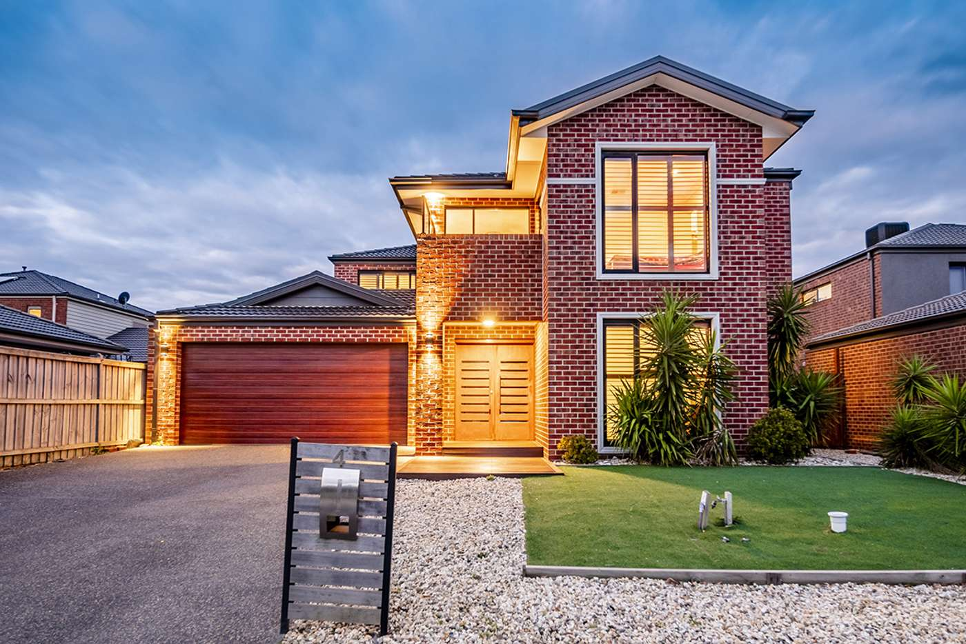 Main view of Homely house listing, 4 Sunnybrook Way, Lyndhurst VIC 3975