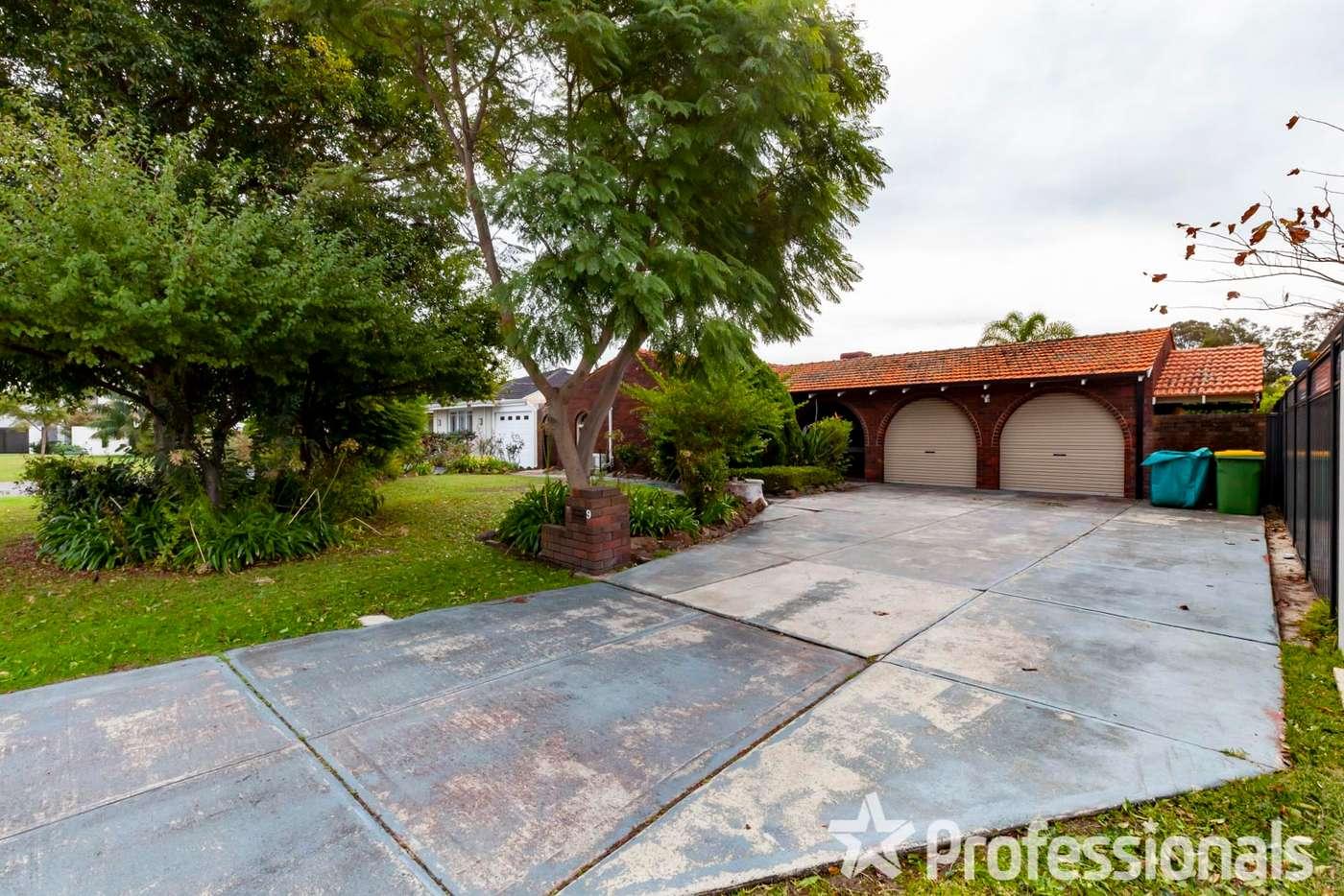 Main view of Homely house listing, 9 Shearman Street, Attadale WA 6156