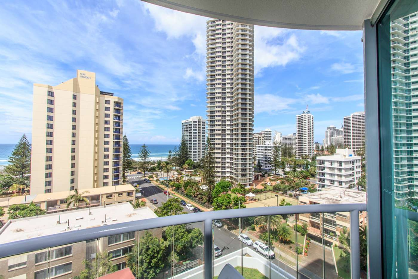 Main view of Homely apartment listing, 911/25 Laycock Street, Surfers Paradise QLD 4217