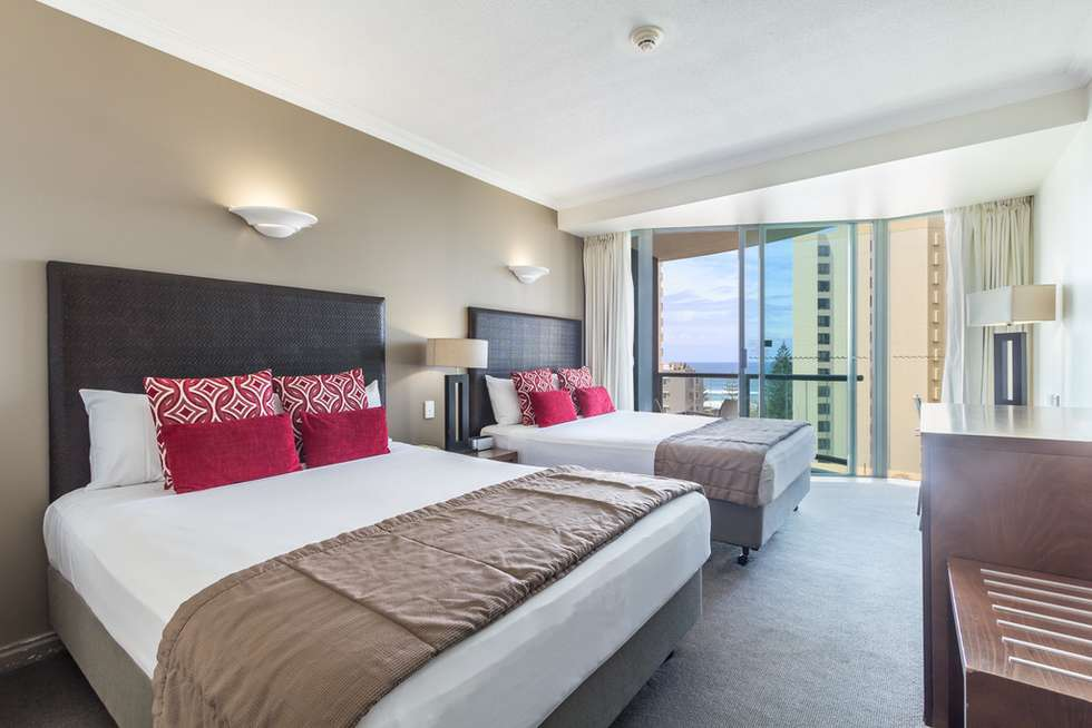 Second view of Homely apartment listing, 911/25 Laycock Street, Surfers Paradise QLD 4217