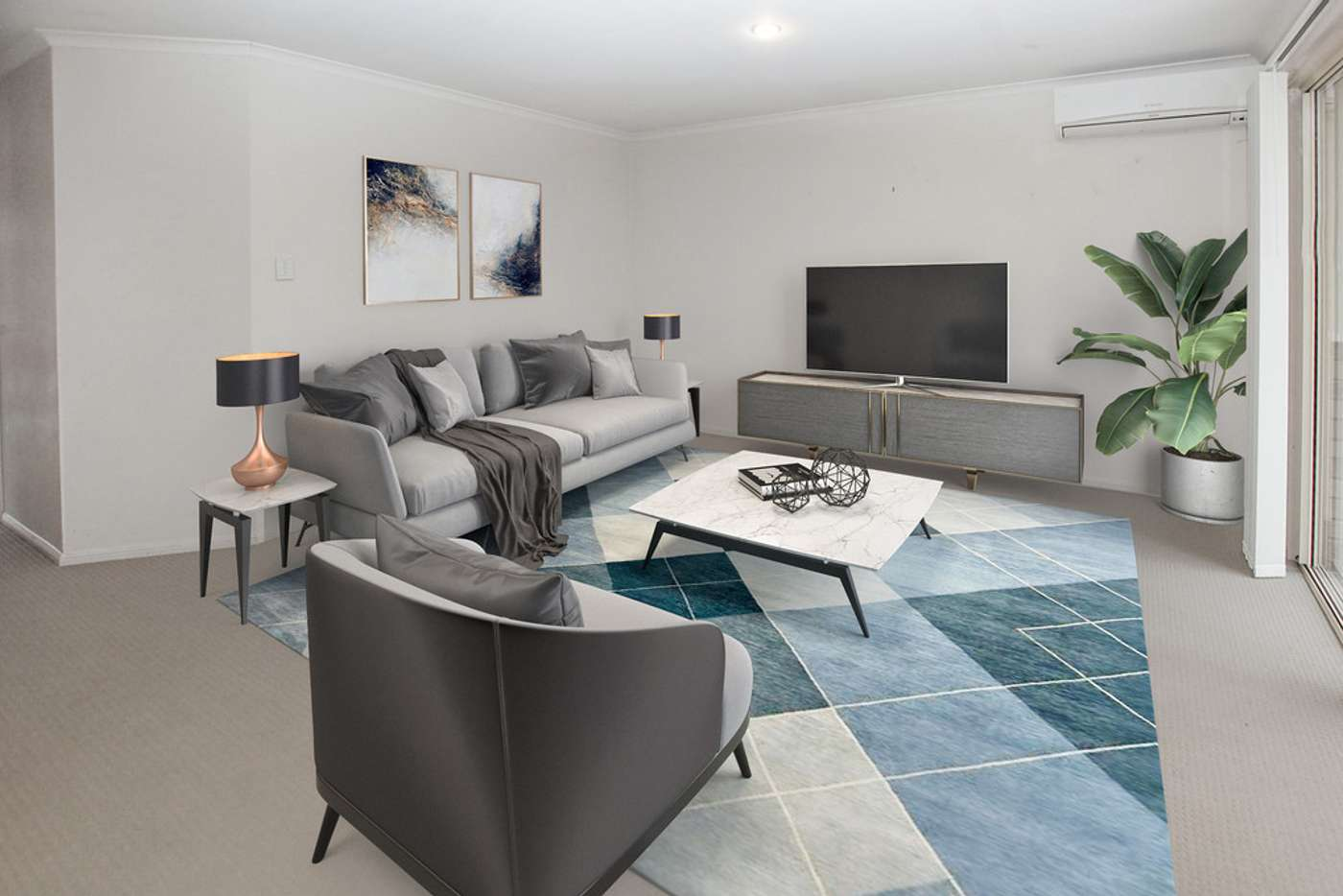 Main view of Homely townhouse listing, 45/1230 Creek Road, Carina Heights QLD 4152