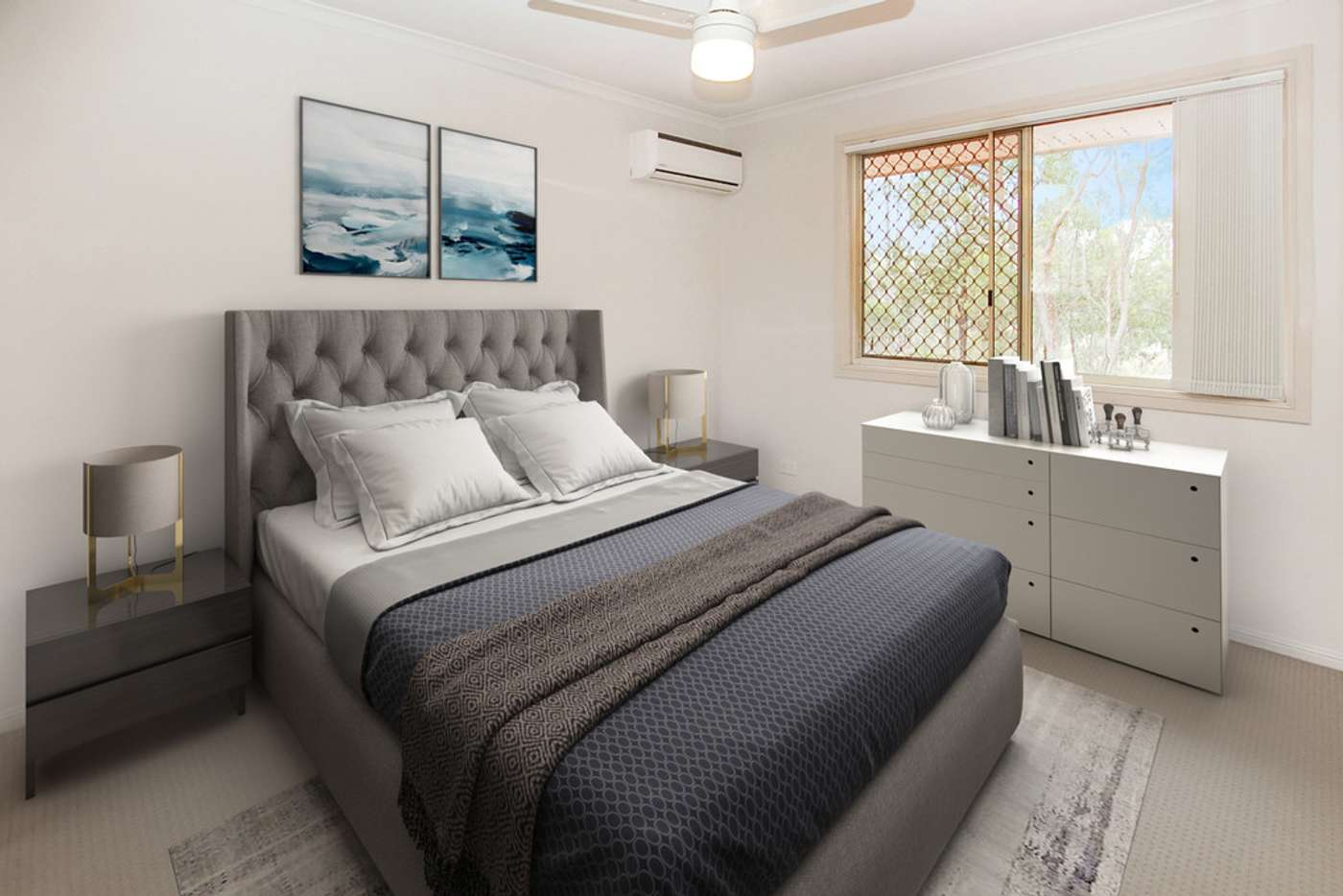 Fifth view of Homely townhouse listing, 45/1230 Creek Road, Carina Heights QLD 4152