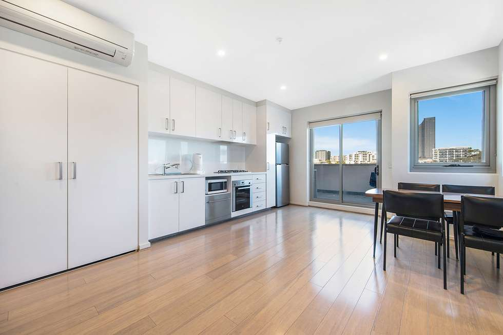 Second view of Homely apartment listing, 407/761 Station Street, Box Hill North VIC 3129