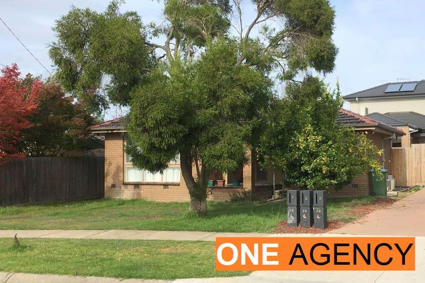 Main view of Homely unit listing, 1/29 Holloway Road, Croydon North VIC 3136