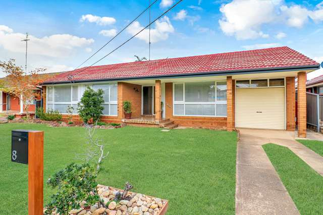 8 Miller Street, South Penrith NSW 2750