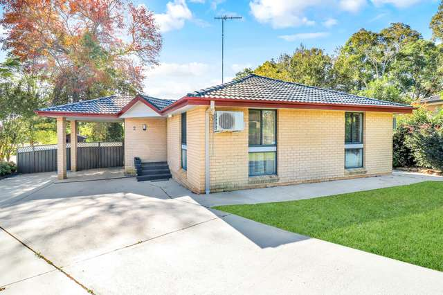 2 Flavel Street, South Penrith NSW 2750