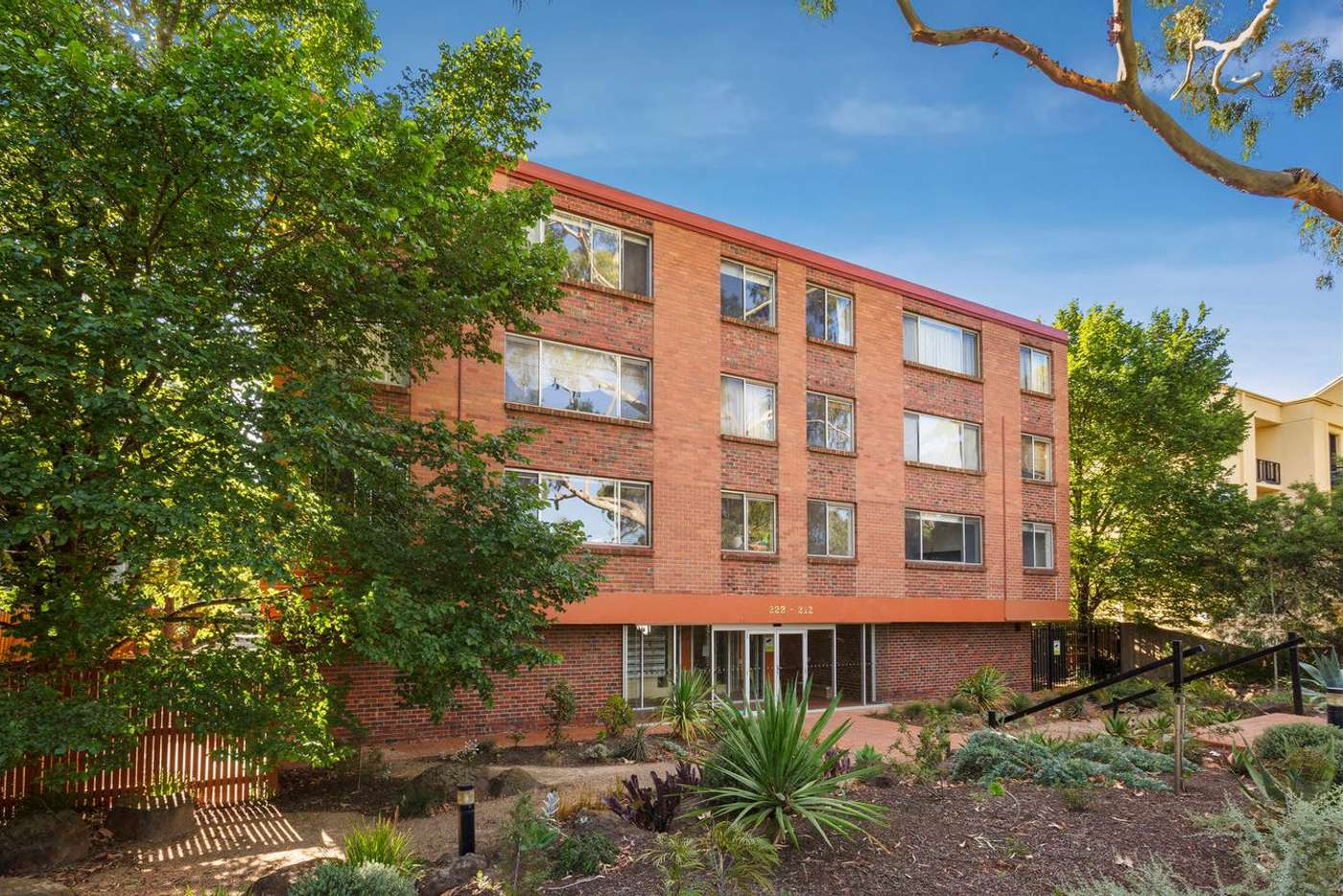 Main view of Homely unit listing, 41/212 The Avenue, Parkville VIC 3052