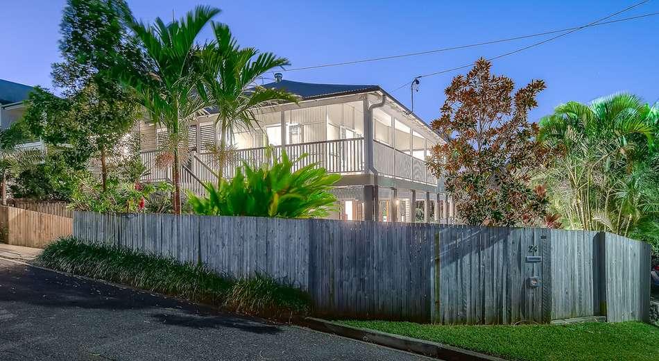 24 Hewitt Street, Wilston QLD 4051
