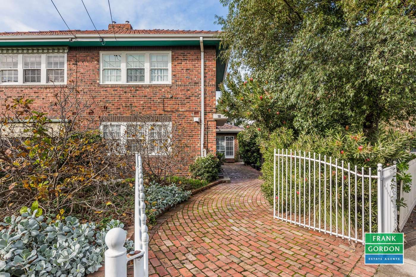 Main view of Homely townhouse listing, 18 Griffin Crescent, Port Melbourne VIC 3207