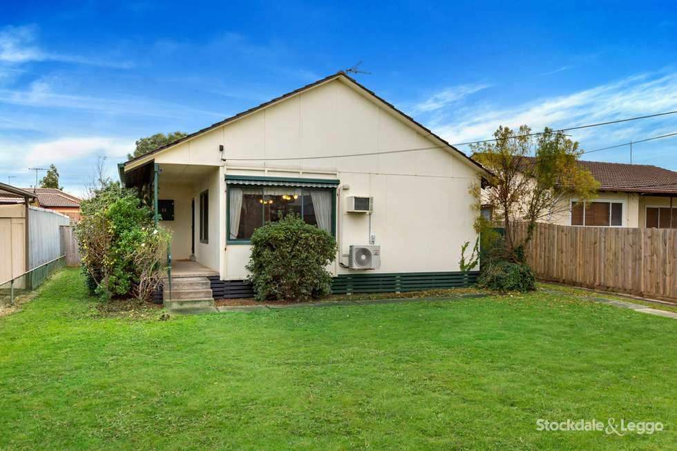 Second view of Homely house listing, 22 Vervale Avenue, Fawkner VIC 3060
