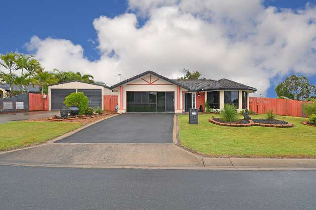 1 Glen Eagles Close, Wondunna QLD 4655