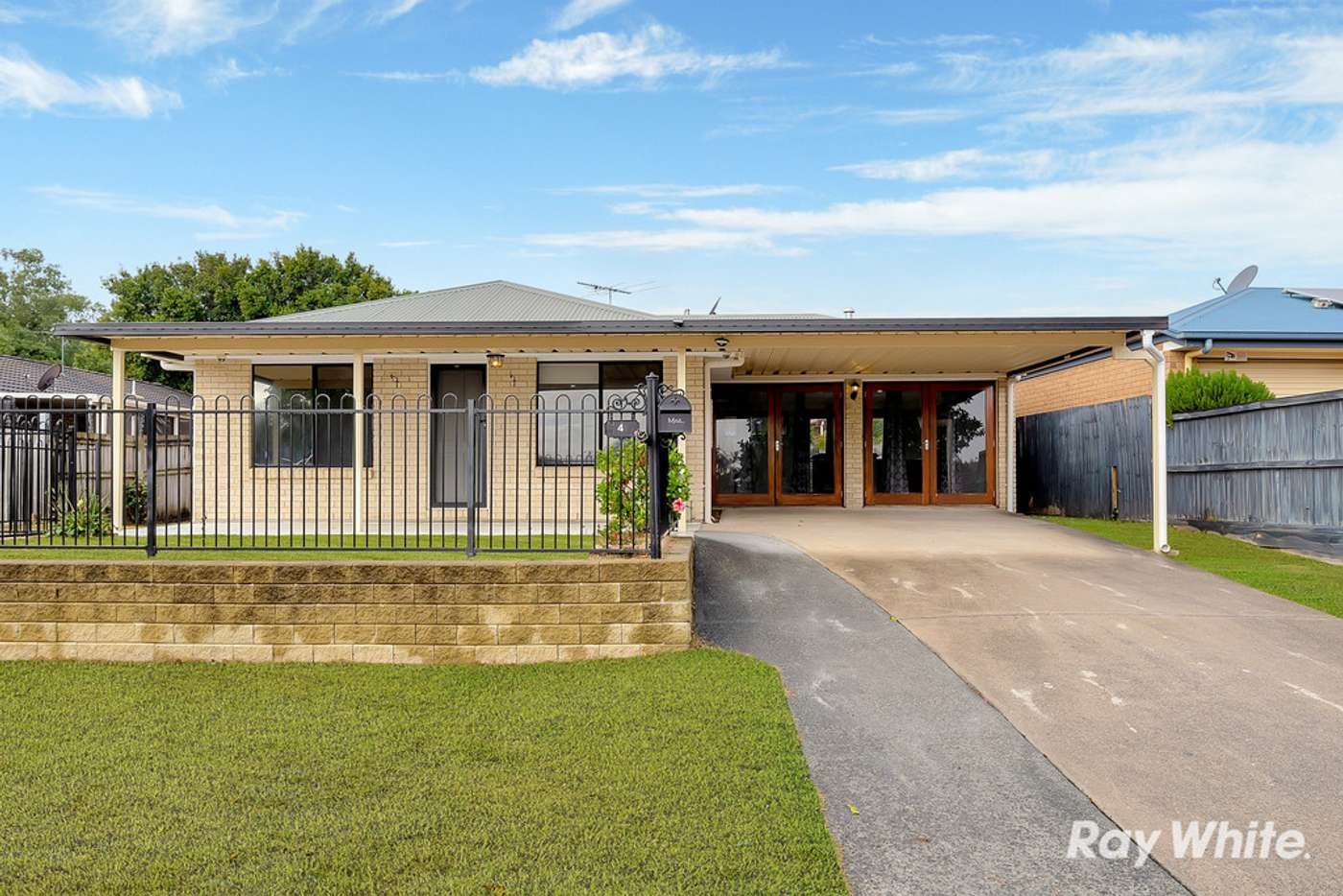 Main view of Homely house listing, 4 Felix Court, Crestmead QLD 4132