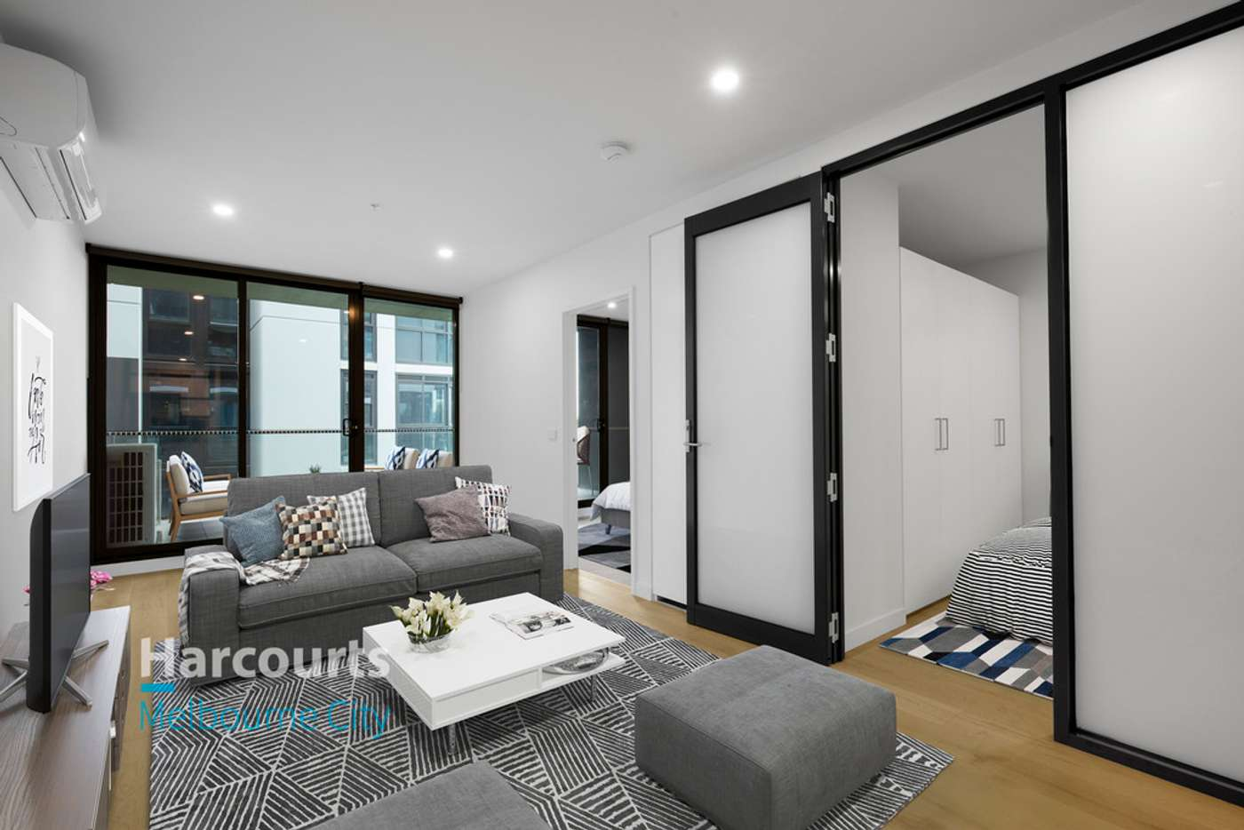 Main view of Homely apartment listing, 208/3 Olive York Way, Brunswick West VIC 3055