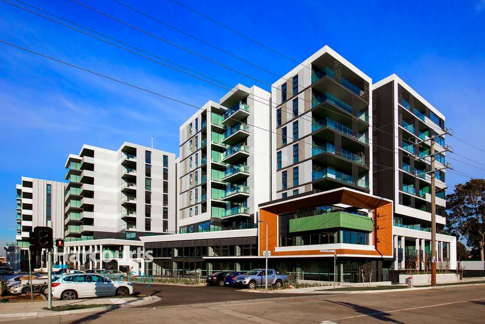 Second view of Homely apartment listing, 208/3 Olive York Way, Brunswick West VIC 3055