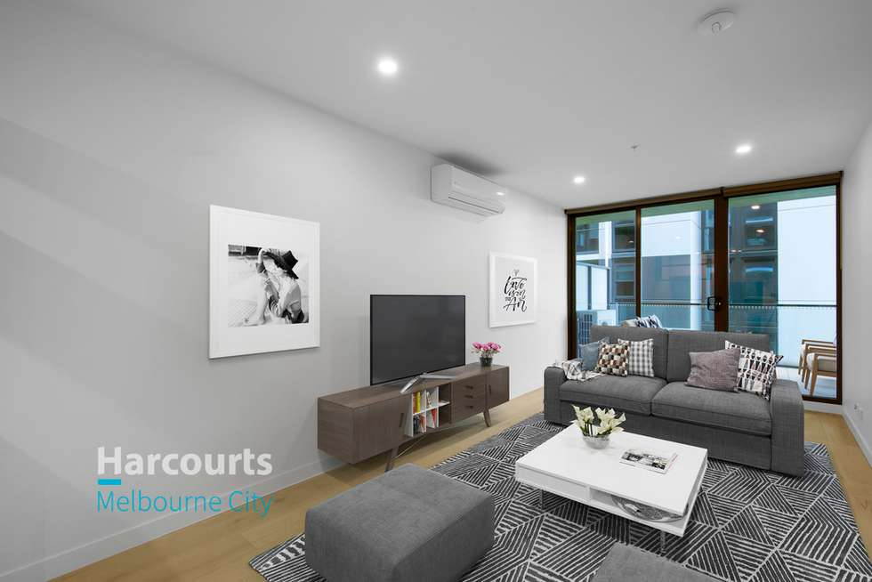 Third view of Homely apartment listing, 208/3 Olive York Way, Brunswick West VIC 3055