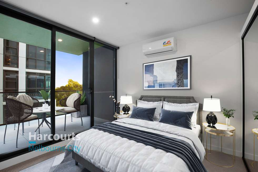 Fifth view of Homely apartment listing, 208/3 Olive York Way, Brunswick West VIC 3055