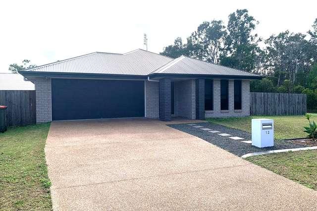 12 Relaxed Place, Wondunna QLD 4655